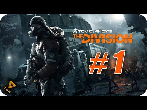 Tom Clancy's The Division - Gameplay Español - Primeros Minutos - Parte 1/2