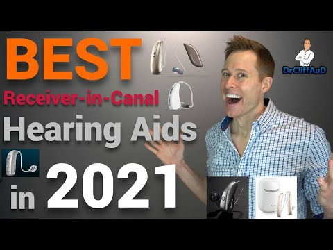 BEST Hearing Aids of 2021 | Receiver-in-Canal Edition