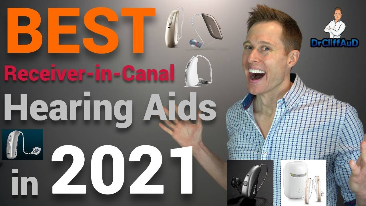 Download BEST Hearing Aids of 2021 | Receiver-in-Canal Edition