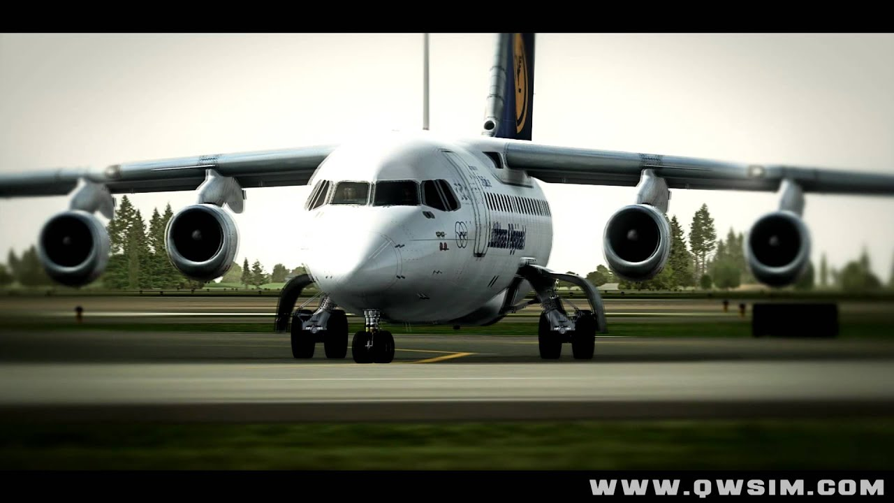 Just Flight - QualityWings Ultimate 146 Collection (for FSX