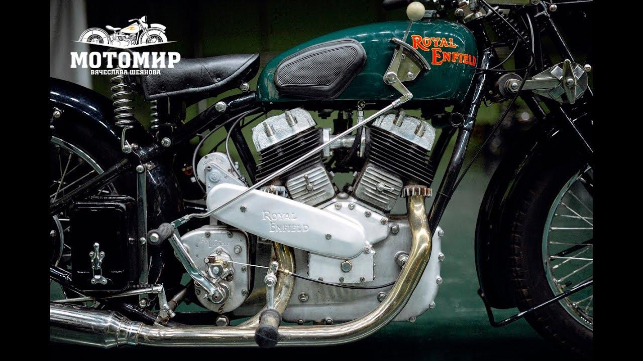 Engine Start Royal Enfield Kx Motorworld By V Sheyanov Youtube