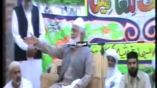 Pir Muhammad Amin ul Hasanat Shah on Ghazi Mumtaz Hussain Qadri