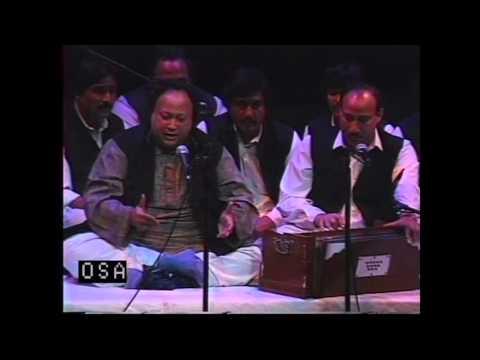 Allah Hoo Allah Hoo - Ustad Nusrat Fateh Ali Khan - OSA Official HD Video