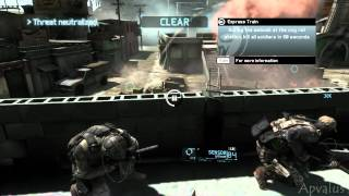 Tom Clancy's Ghost Recon: Future Soldier Gameplay #1 [ PC HD ]