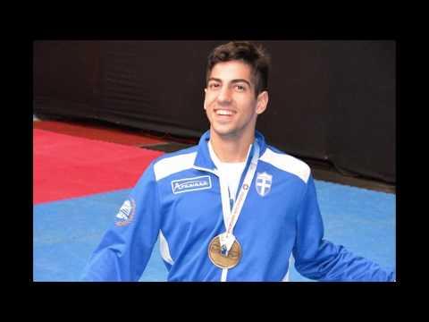 Παγκόσμιος Πρωταθλητής U21 STEFANOS XENOS