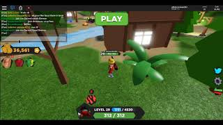 """""""ROBLOX"""" Treasure Quest how to get Grass Blade and Lava Blade"""