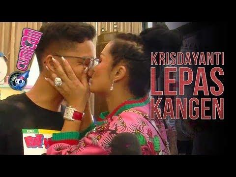 Hadiri Ulang Tahun Amora Ke-6, Azriel Dicium dan Dipeluk Krisdayanti - Cumicam 11 September 2017