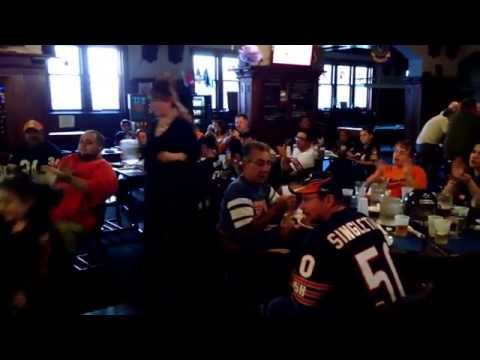 Bears fight song