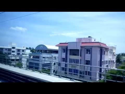 Chennai Metro Rail Koyambedu to Alandur