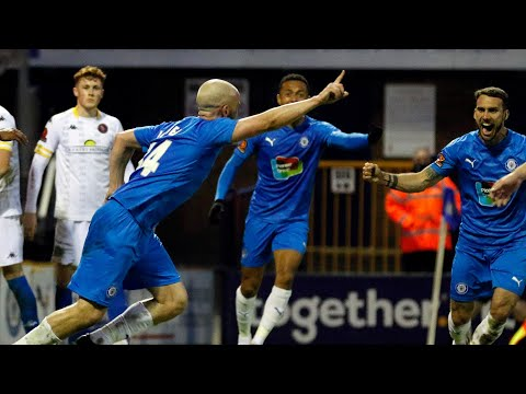 Stockport King's Lynn Goals And Highlights