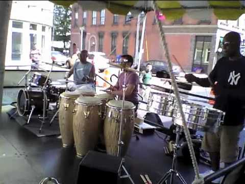 Afro-Cuban Percussion Clinic (Director's Cut)