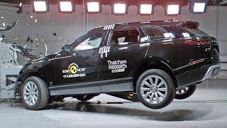 Range Rover Velar – Crash Test