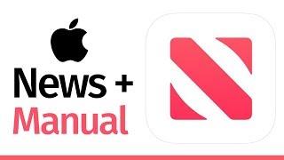Gambar cover Apple News + Manual Guide | SetUp & App Manual