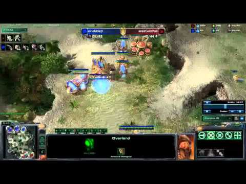 (GUIDE) How to hold off Immortal Sentry All-In as zerg