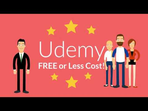 Get Paid Udemy Courses for FREE!