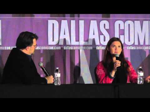 Dallas Comic Con - FanDays Oct 2015 - Harry Potter (Ginny Weasley) - Bonnie Wright