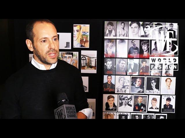 Salvatore Ferragamo Spring-Summer 2016 Milan Mens Fashion Week