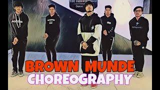 BROWN MUNDE | AP DHILLON | GURINDER GILL | SHINDA KAHLON | GMINXR | DANCE CHOREOGRAPHY BY HARRY