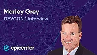 Interview with Marley Grey of Microsoft at DEVCON1 in London