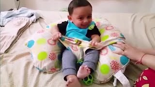 Funny Babies Laughing Hysterically-Funny Moments For Baby - Funny Baby Cute part 2