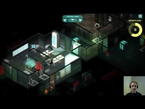 Invisible, Inc. 1-9 Drug Store