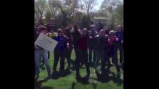 Ursinus College Lip Dub 2013