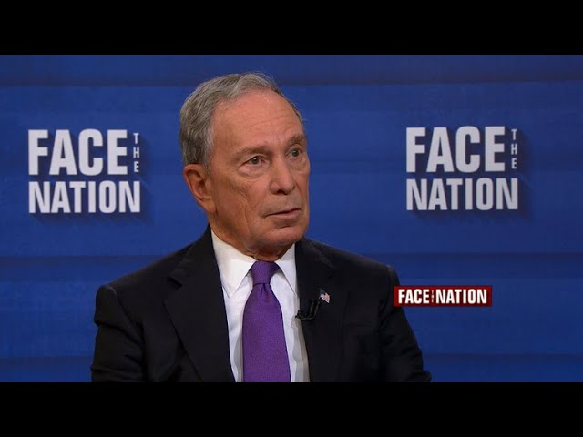 """Bloomberg says Pruitt """"policies are not good for the world"""""""