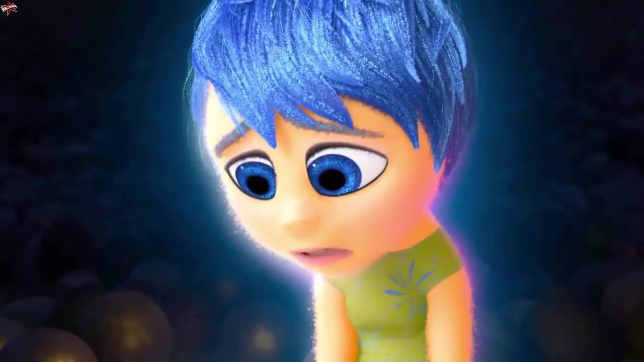 Inside Out Joy Falls In Memory Dump Youtube