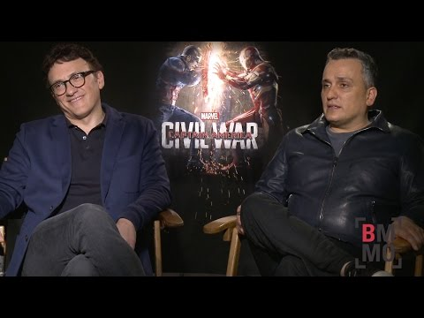 Anthony Russo & Joe Russo Interview - Captain America: Civil War