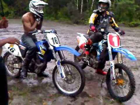 Suriname MX track