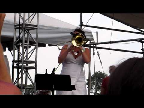 Dr. John & the Lower 911 - Gathering of the Vibes 2011