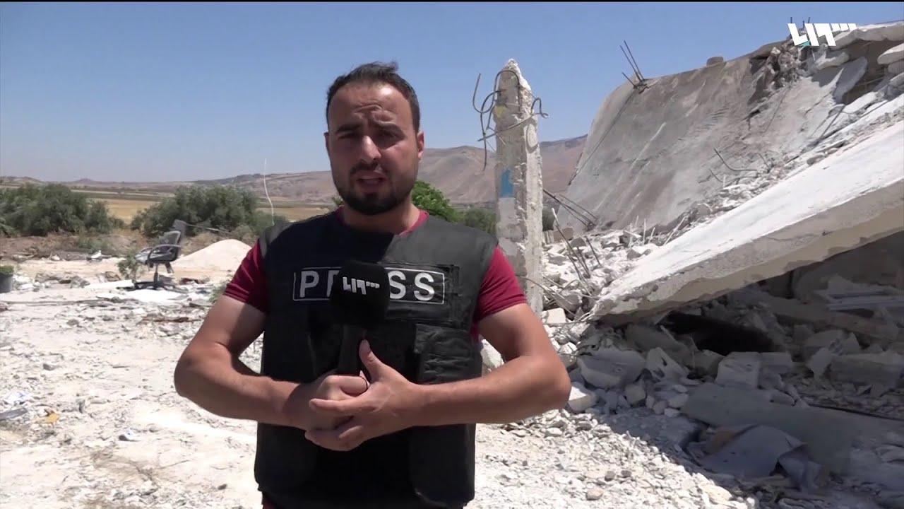 مقتل متطوع بالدفاع المدني بقصف للنظام غربي حماة
