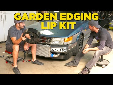 Budget DIY Lip Kit with Garden Edging