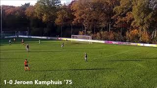 DOELPUNTEN | Dalfsen - Gomos (2-0)