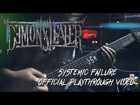 Demonstealer - Systemic Failure (Official Video)