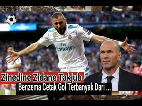 Hebat , Benzema Ukir Sejarah di Liga Champions Sebagai .....