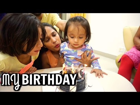 My Birthday - Husband Screws Up? Insensitive People? | A Day In My Life | ShrutiArjunAnand