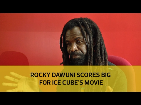 Rocky Dawuni scores big for Ice Cube's 'Fist Fight' movie