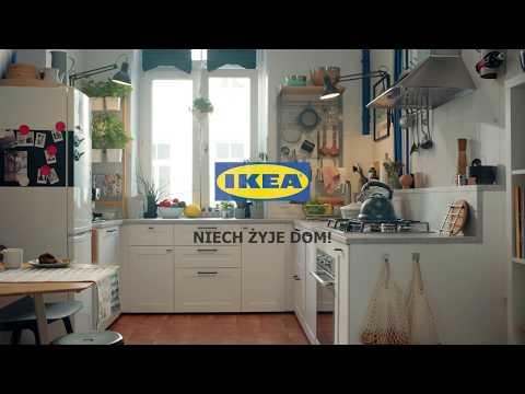 Ikea Duże Zmiany W Małej Kuchni Youtube