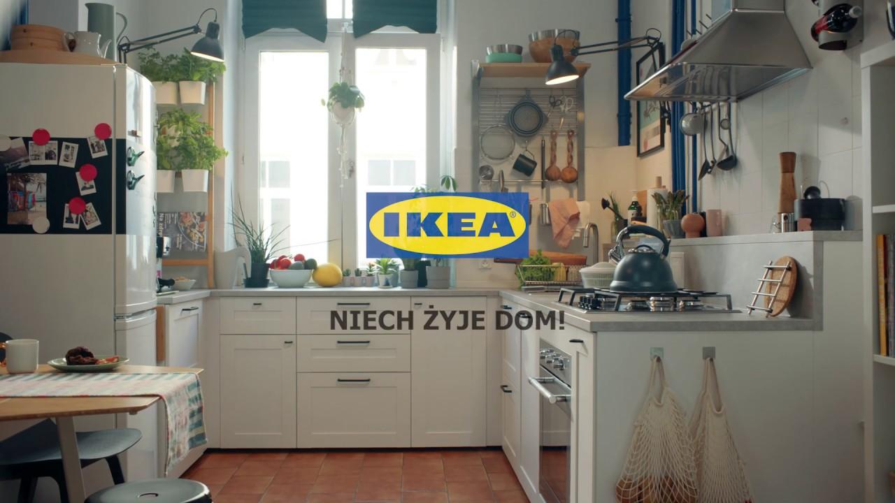 Ikea Duże Zmiany W Małej Kuchni