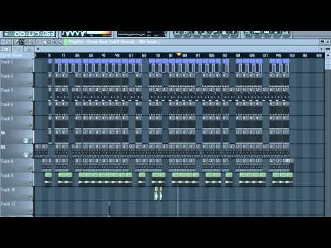 FL Studio 11 Remake of A$AP Ferg - Work (Remix)(+FLP & MP3)