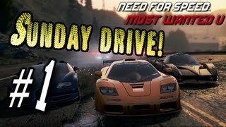 Sunday Drive - Need for Speed Most Wanted U Online Races