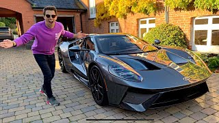 BUYING A £500,000 FORD GT AGED 26!