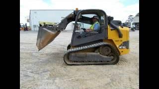 Sold! 2012 Volvo MCT135C Tracked Crawler Skid Steer Loader bidadoo.com