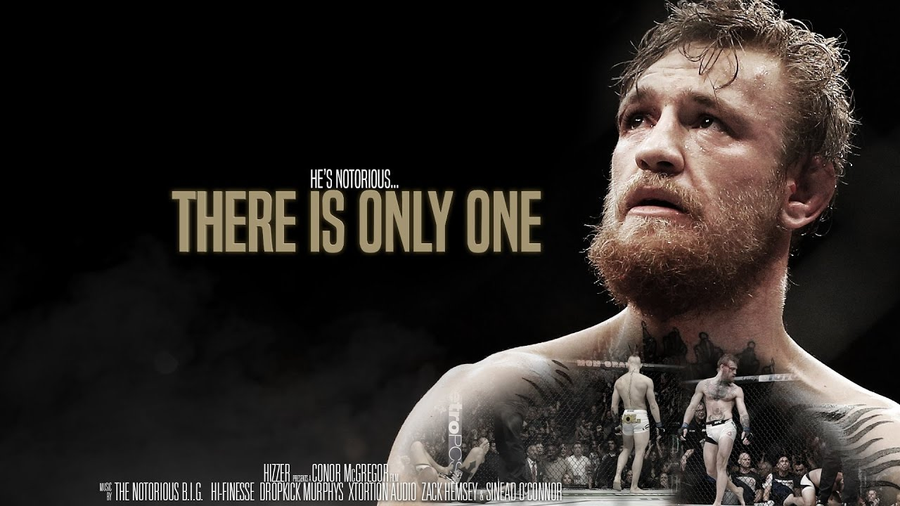 Connor Mcgregor Quote Wallpaper Conor Mcgregor Fighting Motivation 2017 There Is Only