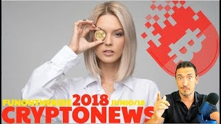 2018 CRYPTONEWS Junio/18 - FunOntheRide