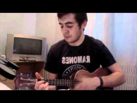 how to play rape me on guitar
