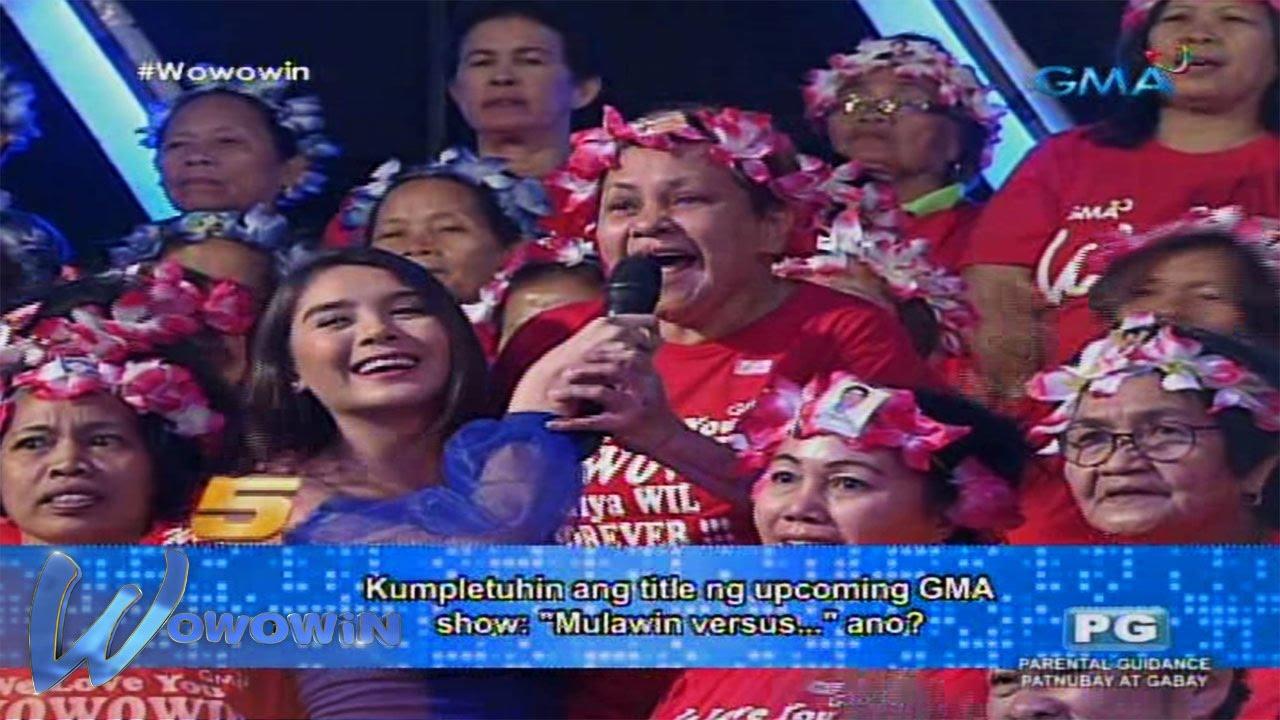 Wowowin: Tawanan at papremyo sa 'Isang tanong, isang sagot'