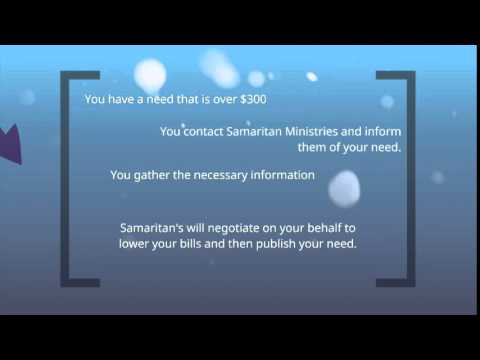 Samaritan Ministries Video