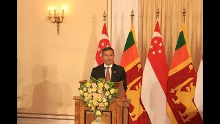 Remarks to Media by Singapore Minister for Foreign Affairs Dr. Vivian Balakrishnan